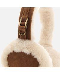 Ugg - Multicolor Classic Sheepskin Earmuffs - Lyst