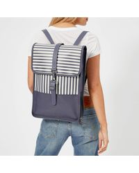 Rains - Blue Women's Mini Backpack - Lyst