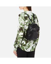Fiorelli | Black Anouk Small Backpack With Chain | Lyst