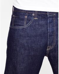 Levi's | Blue 501ct Custom Tapered Fit Jean for Men | Lyst