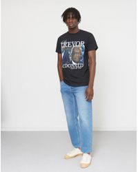 Homage Tees - Black Trevor Mcdonald T-shirt for Men - Lyst