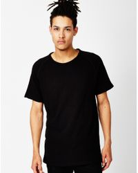 Only & Sons - Meck T-shirt Black for Men - Lyst