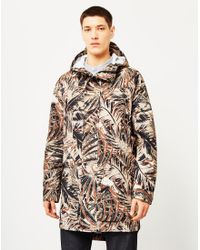 Hunter - Green Mens Original 3 Layer Parka Camo for Men - Lyst