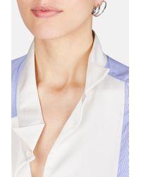 Charlotte Chesnais - Metallic Ricoche Medium Earrings - Lyst