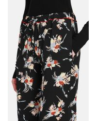 Marni - Black Pajama Trouser - Lyst