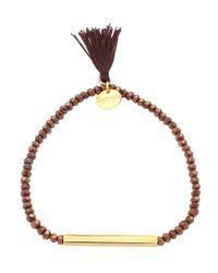 Scmyk | Black Bracelet Latte From Lecce | Lyst