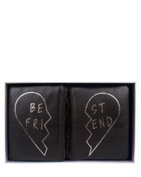 Rebecca Minkoff - Black Best Friends Pouch Set - Lyst