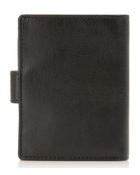 Castelijn & Beerens - Black Nova Mini Wallet for Men - Lyst