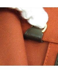 Louis Vuitton - Brown Damier Ebene Canvas Greenwich Pm Bag - Lyst