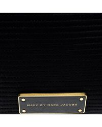 Marc By Marc Jacobs - Black Canvas Shopper Tote - Lyst