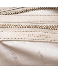 Marc By Marc Jacobs Natural Leather Too Hot To Handle Top Handle Bag