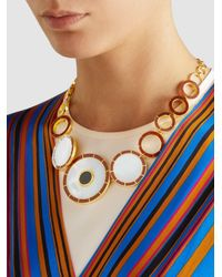 Monica Sordo - Multicolor Brujo Orbit Necklace - Lyst