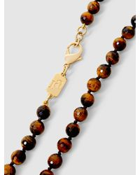 Rosantica - Multicolor Platea Tasseled Agate Necklace - Lyst