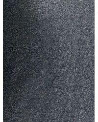 Jil Sander - Metallic High Neck Lurex Top - Lyst