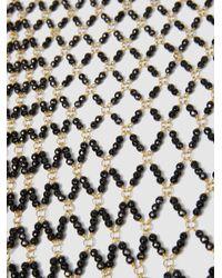 Rosantica - Multicolor Shoulder-covering Rete Mesh Necklace - Lyst