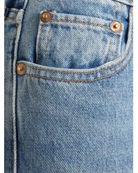 Re/done - Blue The Crawford Originals Jeans - Lyst