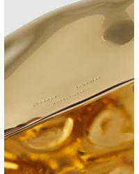 Proenza Schouler - Metallic Hammered Gold-tone Brass Cuff - Lyst