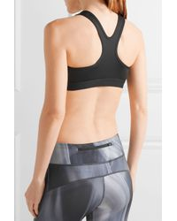 Nike | Black Pro Dri-fit Stretch Sports Bra | Lyst