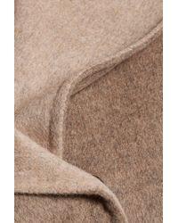 Vince - Multicolor Wool-blend Hooded Coat - Lyst