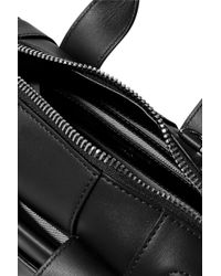Alexander Wang - Black Rogue Leather Satchel - Lyst
