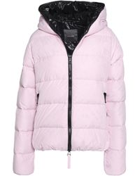 Duvetica - Purple Thia Quilted Shell Down Jacket - Lyst