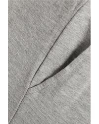 Splendid - Gray Stretch-modal Track Pants - Lyst