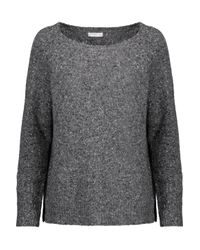 Joie - Gray Emari Wool-blend Sweater - Lyst
