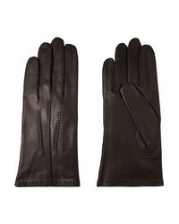 Causse Gantier - Multicolor - Leather Gloves - Chocolate - Lyst