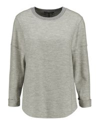 Vince - - Wool Sweatshirt - Light Gray - Lyst