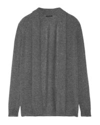 Theory | Multicolor Ashtry Cashmere Cardigan | Lyst