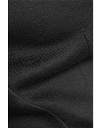 Antonio Berardi   Black Off-the-shoulder Modal Top   Lyst
