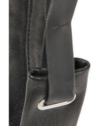 Proenza Schouler - Black Leather Headband - Lyst