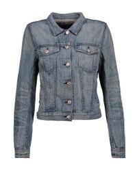 Rag & Bone | Blue The Jean Denim Jacket | Lyst