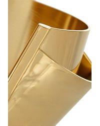 Isabel Marant | Metallic Gold-plated Cuff | Lyst