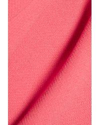 Marni - Blue Wool-crepe Dress - Lyst