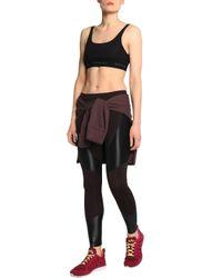 Koral - Black Inner Stretch Sports Bra - Lyst