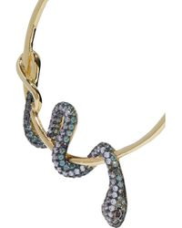 Noir Jewelry - Metallic Serpent - Lyst