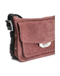 Rag & Bone - Multicolor Suede Shoulder Bag - Lyst