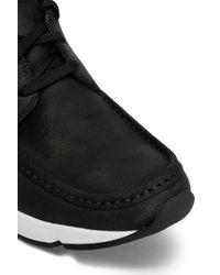 Vince - Black Suede Sneakers - Lyst