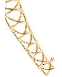 Noir Jewelry | Metallic Gold-tone Ear Cuffs | Lyst