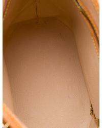 Louis Vuitton - Natural Monogram Bucket Pm Brown - Lyst