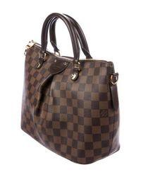 Louis Vuitton - Natural 2015 Damier Ebene Siena Pm Brown - Lyst