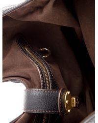 Louis Vuitton - Black Mahina L Hobo - Lyst