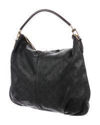 Louis Vuitton - Black Mahina Selene Mm - Lyst