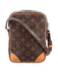 Louis Vuitton - Natural Monogram Amazone Bag Brown - Lyst