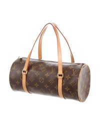 Louis Vuitton - Natural Monogram Papillon 26 Brown - Lyst