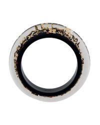 Louis Vuitton - Metallic Large Inclusion Bracelet Gold - Lyst