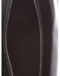 Louis Vuitton | Metallic Epi Turenne Pm Nm Black | Lyst