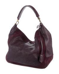 Louis Vuitton - Purple Empreinte Audacieuse Pm - Lyst