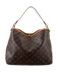 Louis Vuitton - Natural Monogram Delightful Pm Brown - Lyst